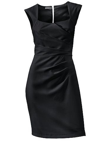 Платье с effektvollen Faltendetails