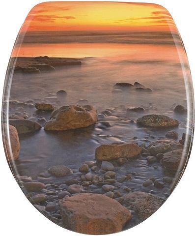 WC-крышка Stone Shore