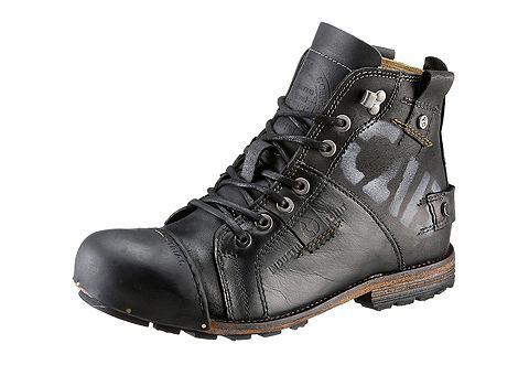 Сапоги со шнуровкой »Industrial&...