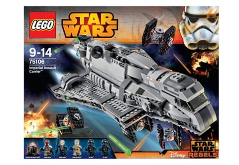 ® Imperial Carrier (75106) »...