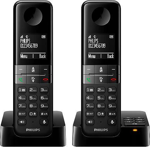 D4552 две Schnurloses DECT Telefon-Set...