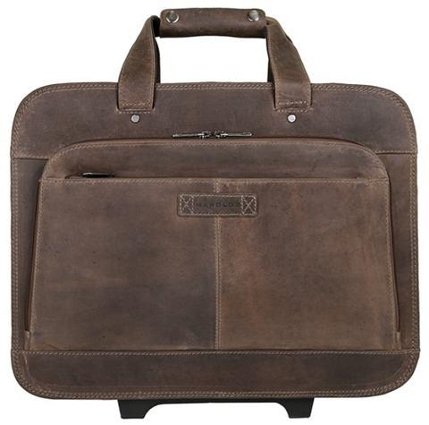 Кожа чемодан