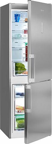Холодильник с морозильной камерой KGNF...