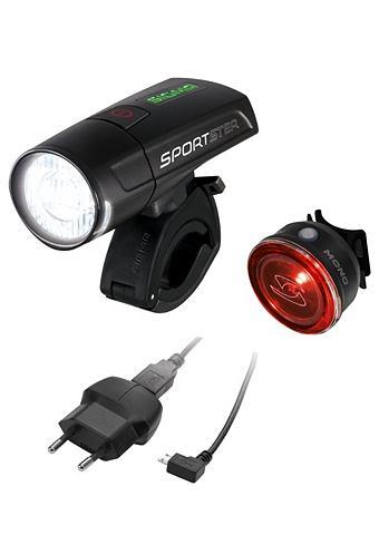 4шт. Комплект: LED фонарь black &raquo...