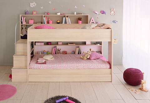 Двухъярусная кровать »Bibop&laqu...