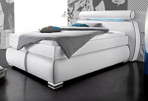 Кровать кожзаменитель высокого качеств...
