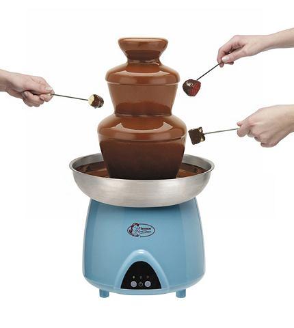 Шоколадный фонтан DUE4007