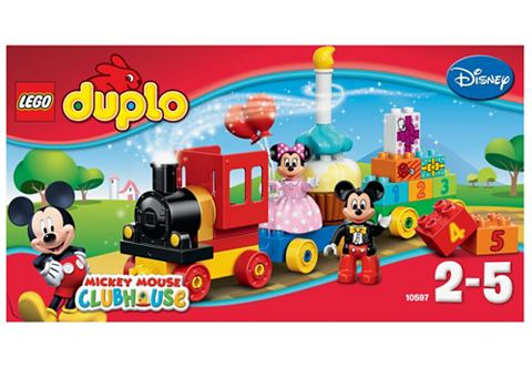 LEGO ® Geburtstagsparade (10597) &raquo...