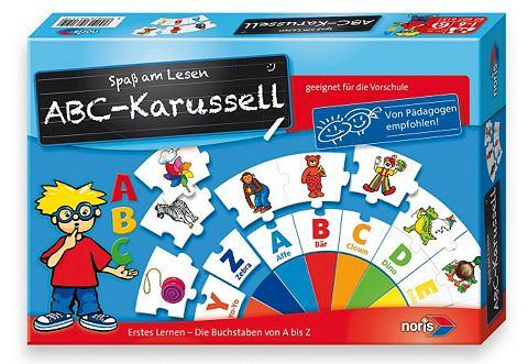 Развивающая игрушка »ABC-Karusse...