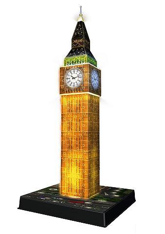 3D пазл »Big Ben bei Nacht&laquo...