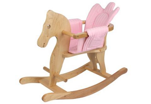 Конь-качалка из дерево »Pauline&...