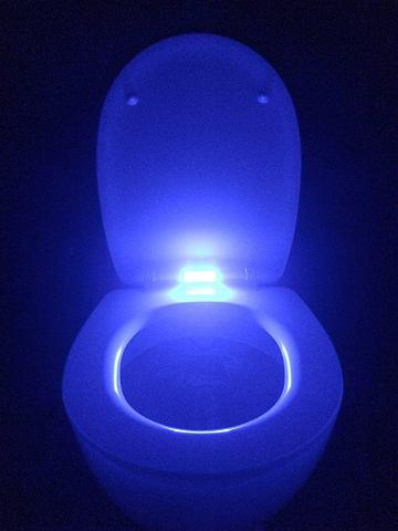 WC-крышка »LED« с Функция ...