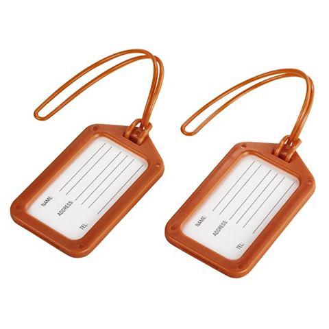 Бирки для чемодана 2 частей набор Oran...
