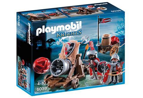 PLAYMOBIL ® Riesenkanone der Falkenritter (6...