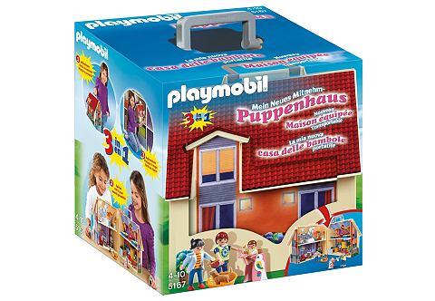 ® Neues Mitnehm-Puppenhaus (5167) ...