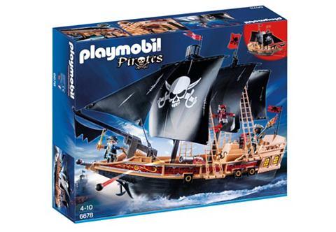 ® Piraten-Kampfschiff (6678) Pirat...