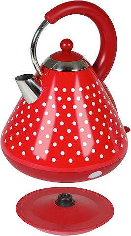 TEAM KALORIK чайник JK 1009 RWD 17 Lit...