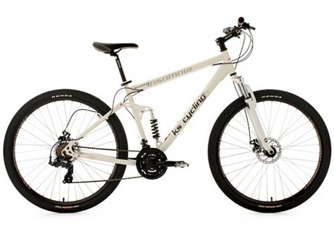 Fully велосипед горный 29 Zoll wei&szl...