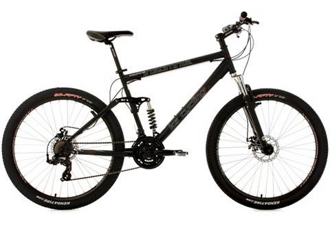 Fully велосипед горный 275 Zoll черный...