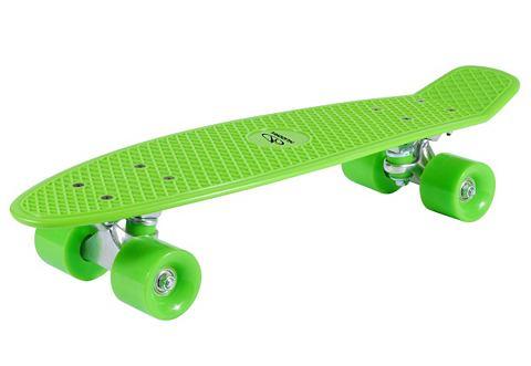 Retro скейтборд »Lemon Green&laq...
