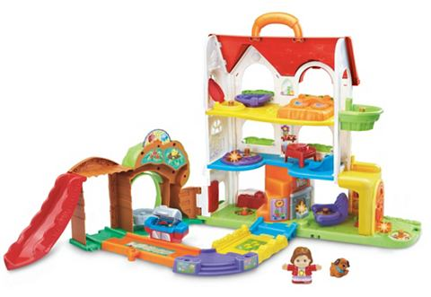 Игровой домик с Zubeh