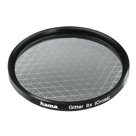 Effekt-Filter Gitter 8x 580 mm