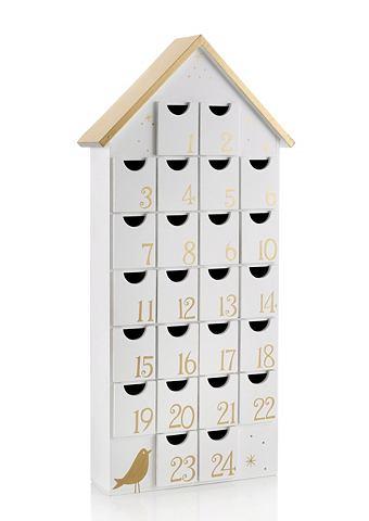 Календарь рождественский »Haus&l...
