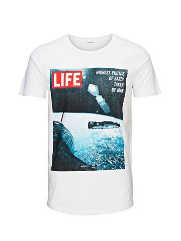 Jack & Jones Life-Print узкий Fit-...