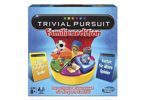 Brettspiel »Trivial Persuit - Fa...