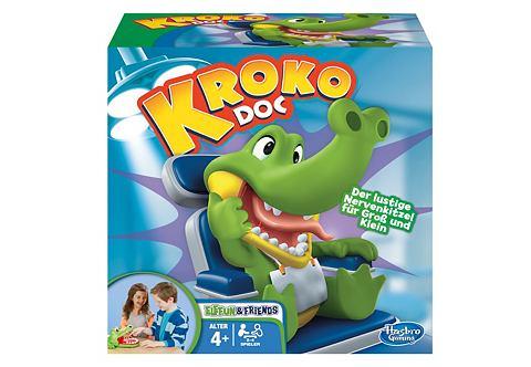 Actionspiel »Kroko Doc«