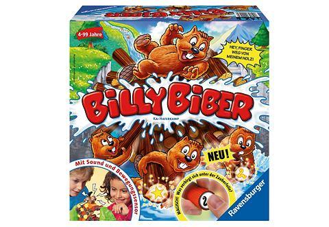 Gesellschaftsspiel »Billy Biber&...