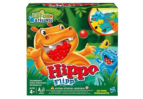 Actionspiel »Hippo Flipp«