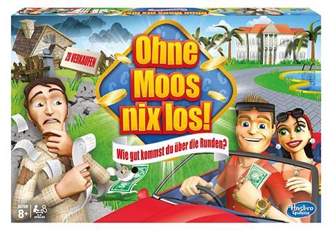 Brettspiel »Ohne Moos nix los&la...