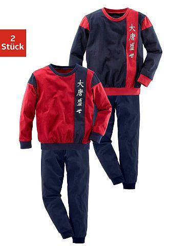 Пижама длинa (2 единицы охладитель Sty...