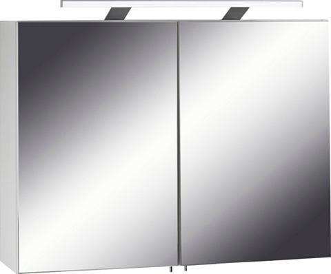 Шкаф с зеркалом »Sleek« с ...