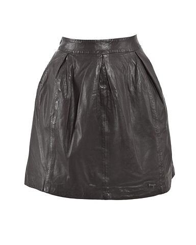 Кожаная юбка для женсщин »Avelli...