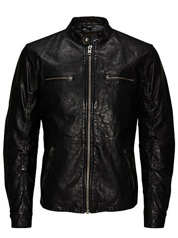 Jack & Jones Regular-Fit-Biker- ку...