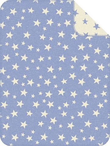 Плед »Star Mix« с звездный...