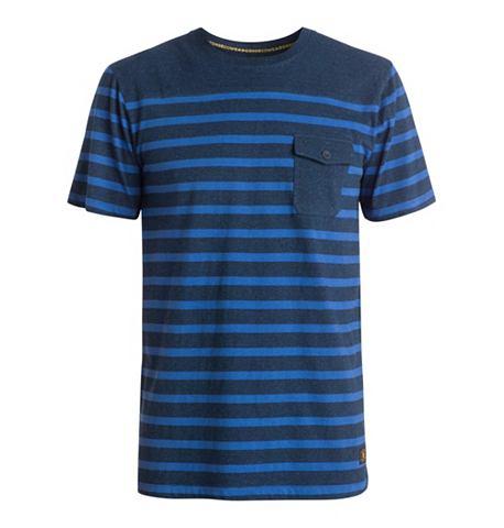 DC туфли Zweifarbiges футболка