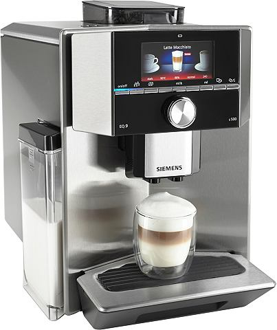 Кофемашина EQ.9 s500 TI905501DE Integr...