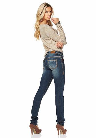 Узкие джинсы »Destroyed Look&laq...
