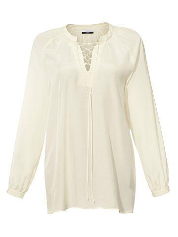 Блуза с завязывание