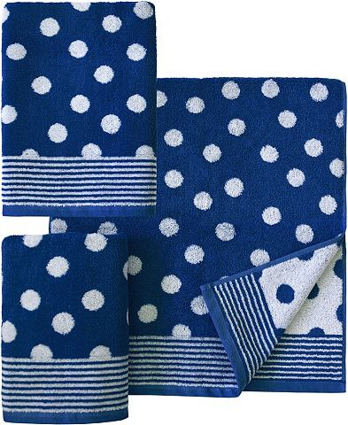 DYCKHOFF Полотенце комплект »Dots« ...