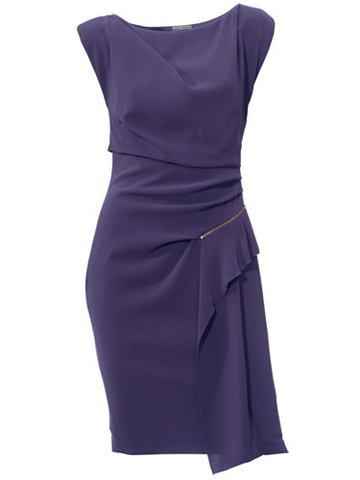 Платье с с воланами