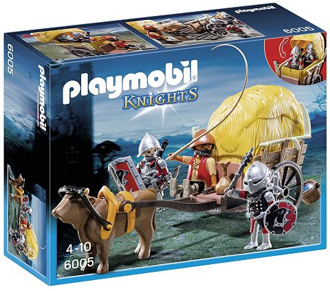 PLAYMOBIL ® Tarnkutsche der Falkenritter (60...