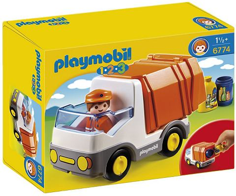 ® Müllauto (6774) 1-2-3