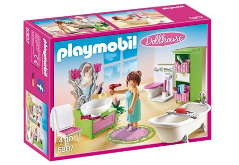 PLAYMOBIL ® Romantik-Bad Dollhouse