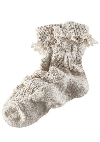 Носки для женсщин с нежный кружева