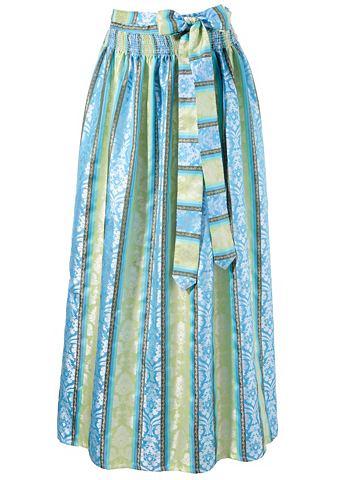 STOCKERPOINT Широкая юбка в сборку полосатая