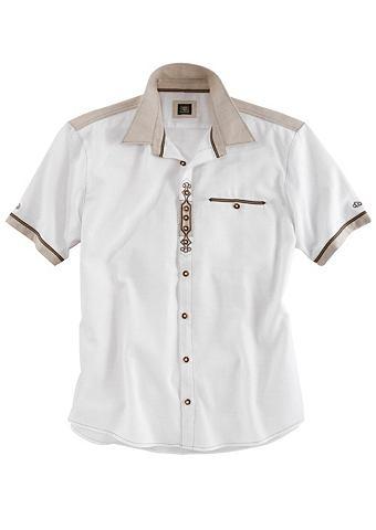 OS-TRACHTEN Рубашка в национальном костюме в имита...